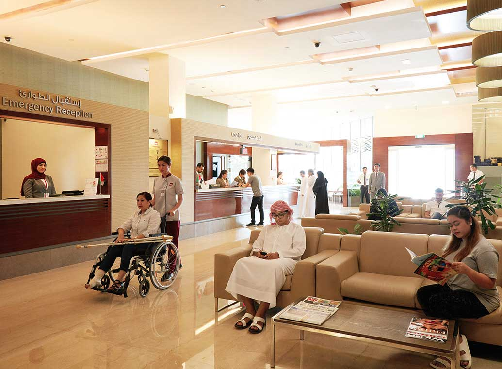 Sheikh Zayed Road - Medcare Orthopaedics and Spine Hospital