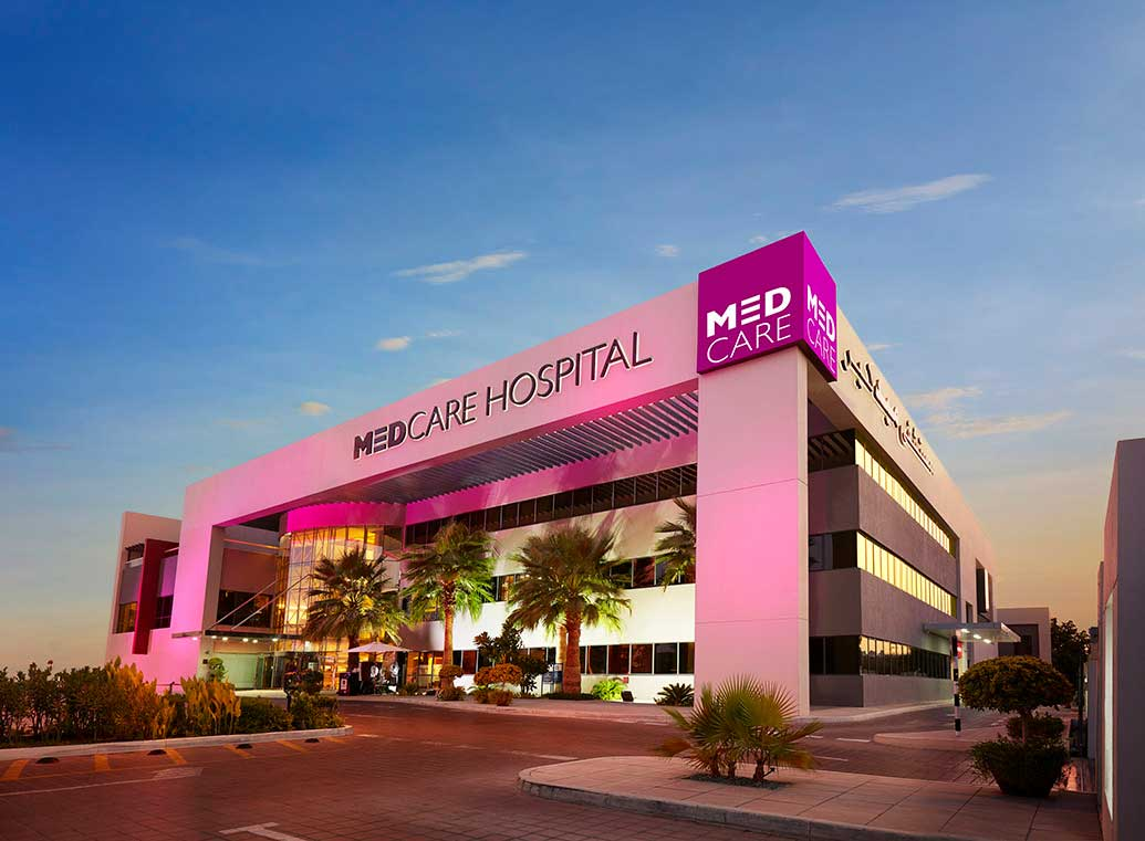 Sheikh Zayed Road - Medcare Physio & Rehab Centre